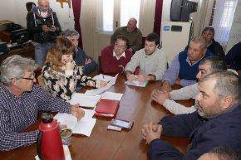 Fue suspendida la reunión de la Comisión Vial Rural