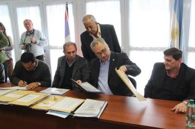 Passalacqua: �Los municipios necesitan mejores caminos para la producci�n y el trabajo�