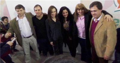 Vidal junt� a dirigentes de todos los espacios pol�ticos