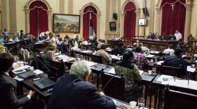 Diputados habilit� acuerdos para obras en 41 municipios