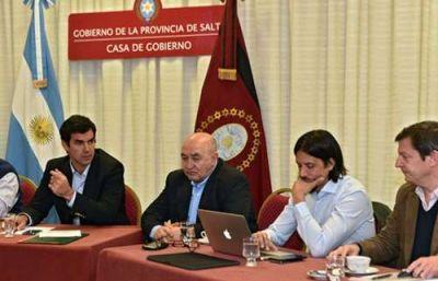 Salta firmará convenios de economía social y primera infancia con Nación