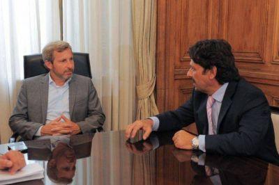 Frigerio se reunir� con todos los intendentes de Salta