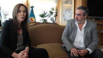 La gobernadora María Eugenia Vidal estará en Trenque Lauquen y Salazar, este miércoles