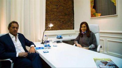 Malestar de intendentes por la foto CFK-Scioli