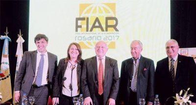 Lifschitz present� la edici�n 2017 de FIAR