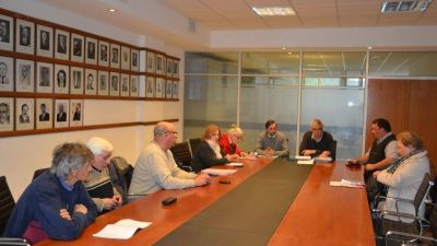 Balcarce: Municipales reiniciaron la paritaria con el Ejecutivo