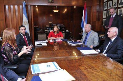 La Justicia entrerriana incorporará programas de gestión de calidad que propone Nación