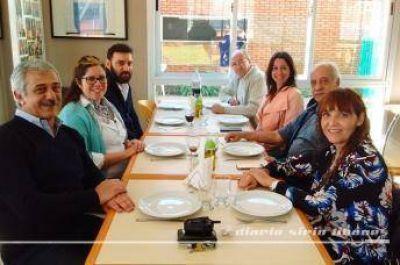 Coordinadora General de Culto de la Nación visitó el Club Sirio Libanés de Buenos Aires