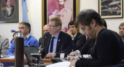 Kicillof y Lavagna elogiaron los cr�ditos hipotecarios de Melconi�n