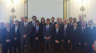 Catamarca particip� del encuentro del Consejo Federal de Justicia