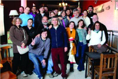 Daniel Filmus se reuni� con concejales y militantes del FpV-PJ