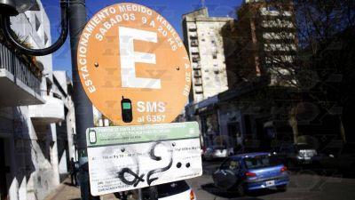 Estacionamiento medido: la caja que esquilma bolsillos platenses
