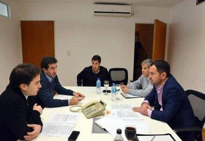 El FR le pide a Cenzón que priorice a las Pymes en la ley de obra pública