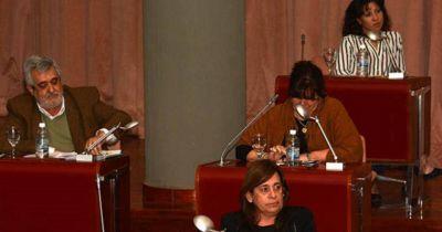 """Legislatura: interpelarán a Oca y el dasnevismo dice que es un """"ataque"""""""