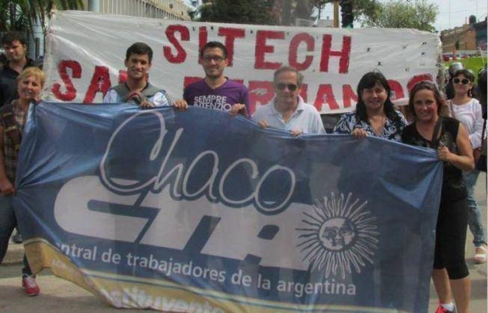 La CTA Autónoma-Chaco se suma a la jornada nacional de protesta