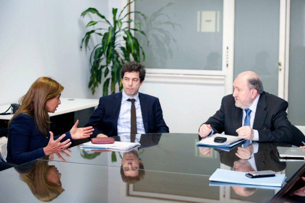 Atuel: Mendoza se negó a formar el comité de cuenca y Verna se fue de la reunión