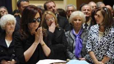 También borraron el registro de ingresos a Olivos cuando murió Kirchner