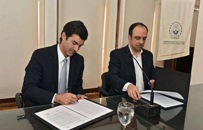 Salta y Santa Fe firmaron un convenio para la preservación y promoción del patrimonio cultural