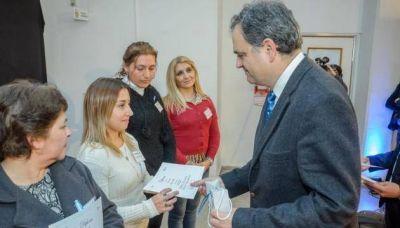 Plan de Inclusión Educativa: 400 alumnos recibirán su diploma y analítico definitivo