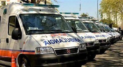 El municipio creará un sistema de ambulancias propio