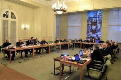 Segunda y última jornada de la 174º Comisión Permanente (9-11 de agosto)
