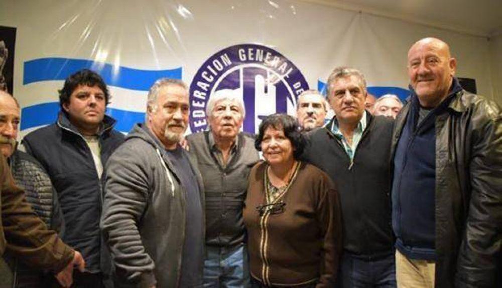 """Medina: """"Fuimos reconocidos por la CGT nacional"""""""