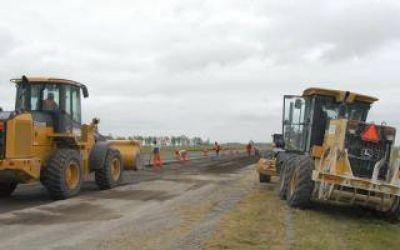 Las obras viales anunciadas por Vidal y los distritos beneficiados