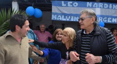 Nardini declaró a su municipio en emergencia total