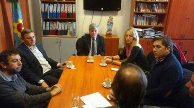 Por respuestas ProCreAr, legisladores se reunieron con el Defensor del Pueblo