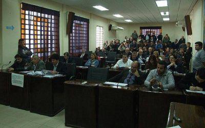 Alejandro Gorrini es el primer Defensor del Pueblo de Lanús