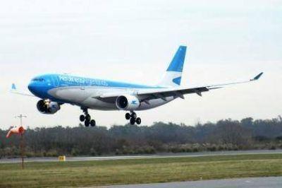 Aerol�neas Argentinas sum� un nuevo Airbus 330-200 a su flota internacional