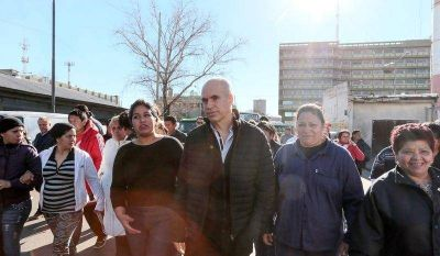 Villa 31: Larreta anunció plan integral de urbanización