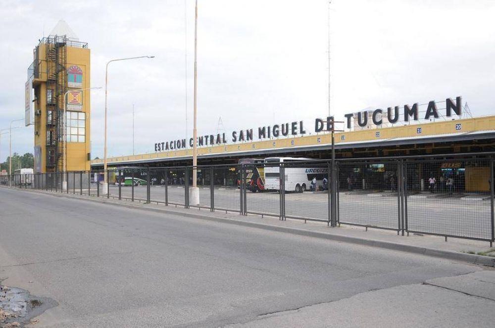 Sigue paralizada la obra de la nueva Terminal de Concepción