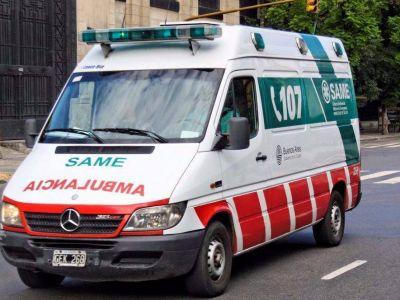 La Plata tendrá el sistema de emergencia de SAME