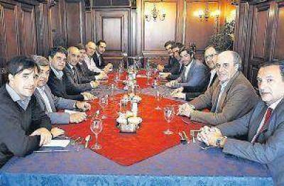 Desde el equipo de Vidal buscan bajar la tensi�n con el radicalismo provincial
