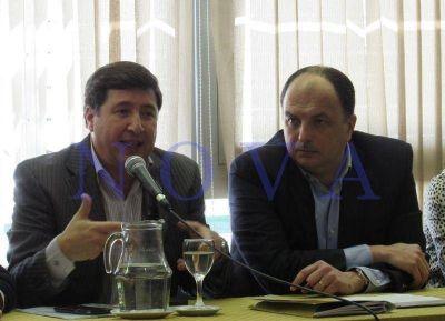 Diputados del Frente Renovador presentaron un proyecto de tutores familiares