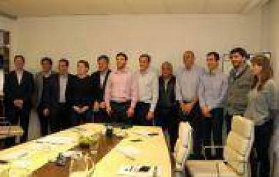 Garro se reunió con el director de la ANSES para analizar la Seguridad Social de La Plata