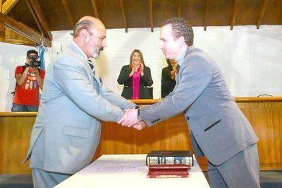 Bertone designará al nuevo Ministro de Gobierno en las próximas horas
