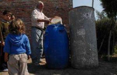 Harán una nueva perforación para dotar de agua potable a la Zona Este de Pocito