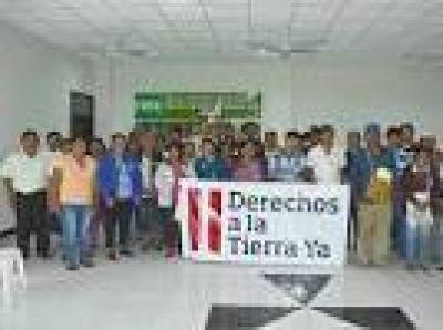 Indígenas del Chaco denuncian saneamiento mañoso de tierras