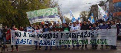 Gremios acuerdan movilizaciones conjuntas durante el paro de mañana