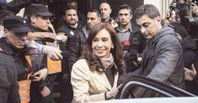 Cristina acusó a Bullrich de manejar sitios web anti-K
