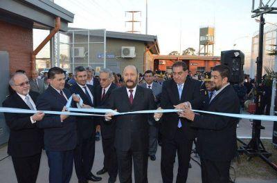 El gobierno inauguro unidad penitenciaria en un contexto de reorganización del servicio
