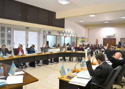 El Concejo aprobó el convenio entre la Municipalidad cooperativa que maneja la Planta de Reciclado