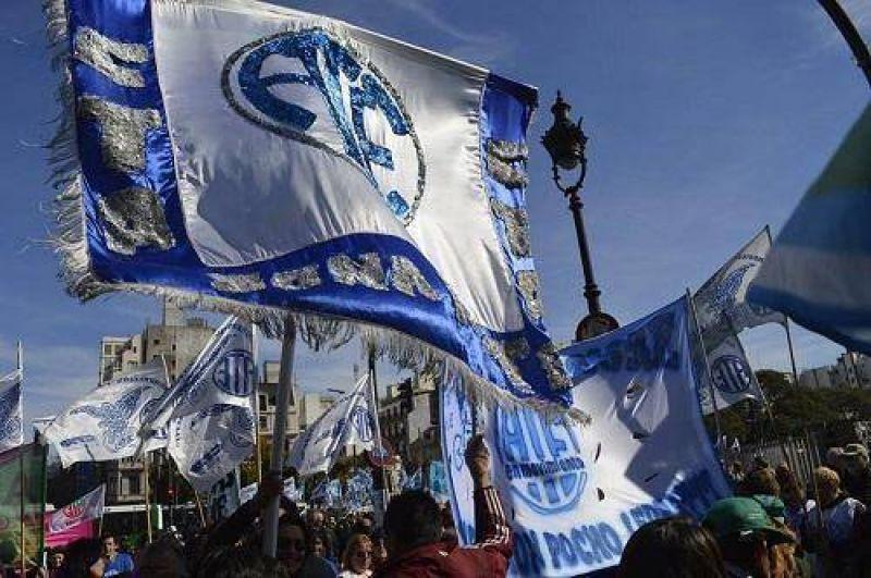 ATE Zona Norte destacó la total adhesión al paro en Vicente López