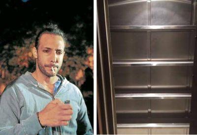 Fariña encontró su caja fuerte saqueada