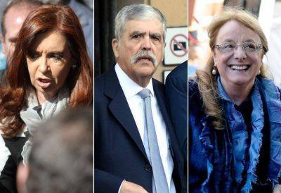 Imputan a Cristina, De Vido y Alicia Kirchner por el