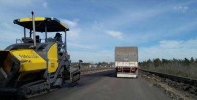 Mientras contin�a repavimentaci�n de Ruta 1001, recomiendan circular con precauci�n y a baja velocidad
