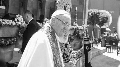 Francisco vuelve al Cáucaso; encuentros con musulmanes y hebreos