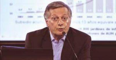 Aranguren busca respaldo por tarifas con un pacto federal y consejo consultivo